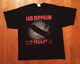 Vintage Led Zeppelin T-shirt XL - RARE