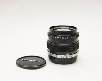 Olympus Om 50mm 1:1,4 F1,4 Zuiko