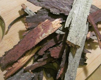 Shagbark Hickory, Make Organic Syrup - 1/2 Lb of fresh Bark!