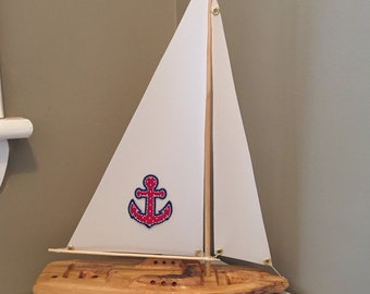 Driftwood sailboat by Sailemboats