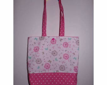 Tote bag for child model