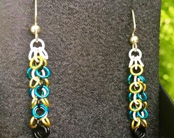 Anse la Raye St Lucia Earrings