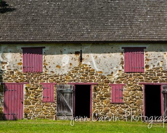 Batsto, NJ - Barn - Photography - Landscape - Fine Art - Multiple Sizes