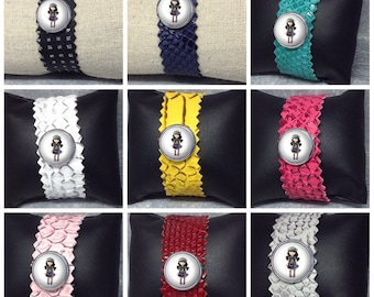 1 bracelet child gorjuss just tell me which choice