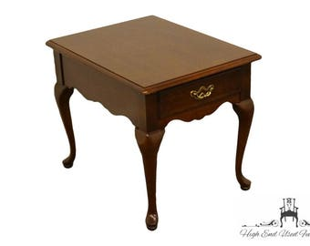 THOMASVILLE FURNITURE Collectors Cherry End Table 10131-210