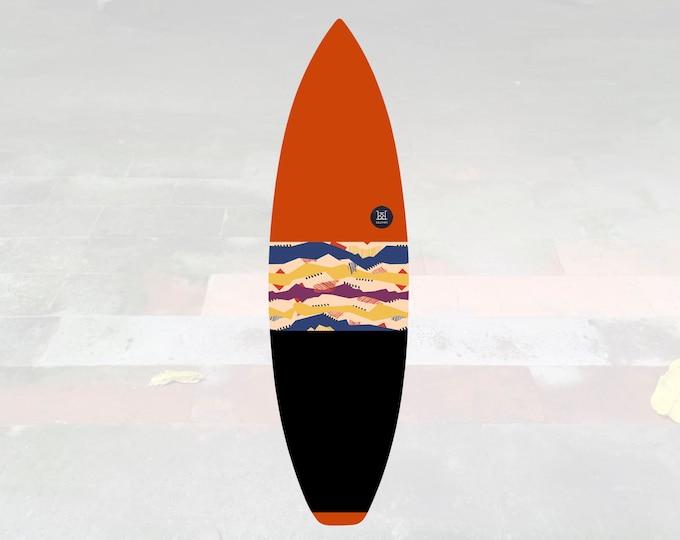 NEW IN   Volcan-Oh   Surfboard Sock   Horizon Lava
