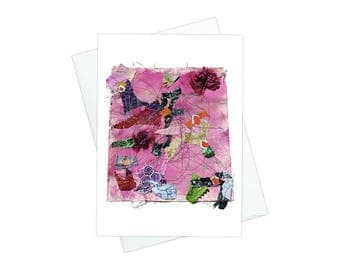 A Tangle With Happiness, Pack of 10 Greeting Card Set