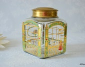 Not for Sale**reserved for Luisa**Art Deco Glassware, Vintage Kitchenware, Vintage Home, Vintage Wedding Gift, Gift for Her