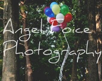Balloon Photograph