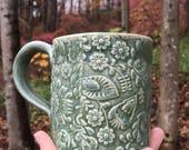 Woodland Cabin Mug