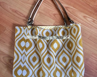 Large fabric Tote