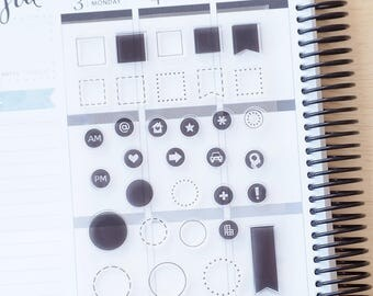 Shapes Collection - Clear Stamp Set