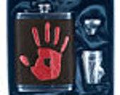 Dark Brotherhood Flask Set