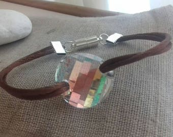Large Swarovski Crystal Bracelet