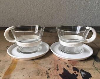 Vintage Bodum Demitasse / Espresso Coffee Cups In Original Boxes
