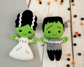 Personalised Gift For Him Halloween Decorations Frankenstein Decor Halloween Baby Shower Favors Halloween Props Halloween Wedding Favours
