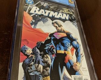 Batman #612 CGC Graded!