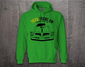 Pontiac Trans AM hoodie, Cars hoodies, FIREBIRD hoodies, Pontiac sweaters, Men hoodies, funny hoodies, Cars t shirts, 1976 Trans am shirts