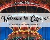 May Box | Welcome to Caraval