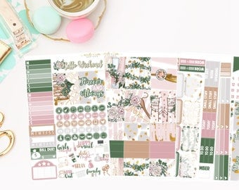 Forever and Always Deluxe Kit, planner stickers