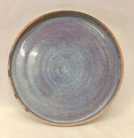 Lavender/Purple Plate