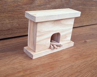 Handmade Wooden Doll House Furniture, Living Room Furniture, Kids Toy,  Miniature Furniture, Part 39
