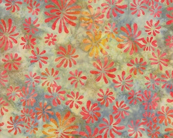 Moda Fabrics 'Layer Cake' Batik Fabric By The Yard; Pumpkin Pie Batiks by  Laundry Basket Quilts, 42289-200