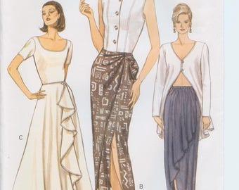 Vogue Misses Skirt Pattern 9013
