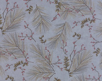 Moda TOWN SQUARE Quilt Fabric 1/2 Yard By Holly Taylor - Sky 6632 14