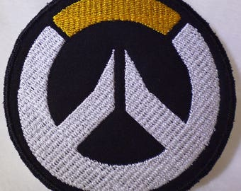 Overwatch Iron-on Patch