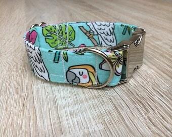 Necklace tropical birds