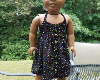 "Dress for 18"" doll"