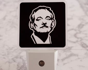 Bill Murray Profile Relief LED Night Light