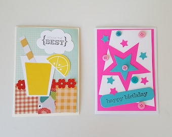 DIY Craft Projects for Kids Card Making Kit for Kids Scrapbooking Projects
