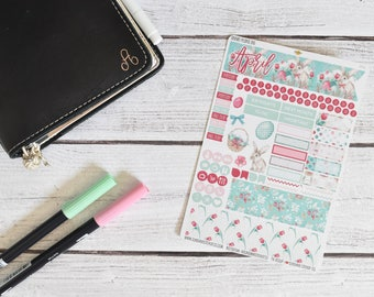 Annie Plans B6 Size Monthly Kit | You pick the month! 505L