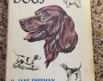 The Real Book About Dogs