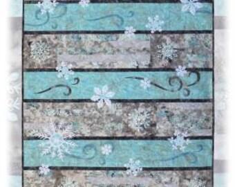 Blizzard:  quilt pattern.