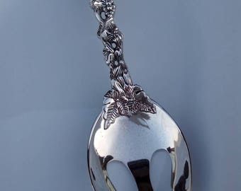 Spoon silver plated vintage years 90