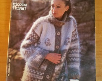 Chat Botte No. 14 Knitting Magazine