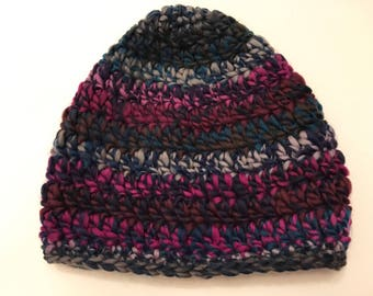 Mixed Color Beanie