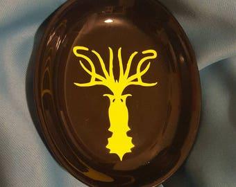House Greyjoy Ring Dish