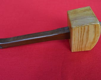 "Wooden Mallet / ""The Persuader"""
