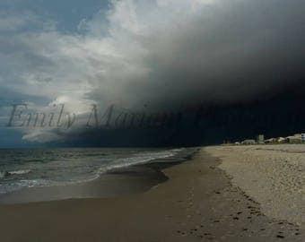 Ocean Storm Photography, Nature Prints for Sale, Beach Prints and Decor, 8x10 prints, Ocean Prints, Ocean Art, Landscape Photography Shops