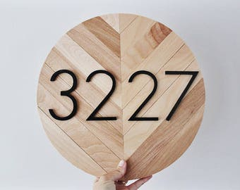 House Numbers, House Number Plaque, House Number, House Number Sign, Modern House Number, Address Plaque, Address Sign, House Numbers