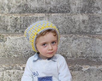 Boy Crochet Hat Pattern, Crochet Pattern, Chevron Pattern, Intermediate Crochet Pattern, Toddler Hat Pattern, Boy Patterns, Beanie