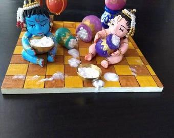 Baby krishna, Golu doll, Navarathri collection