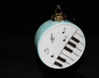 Keyboard Ornament