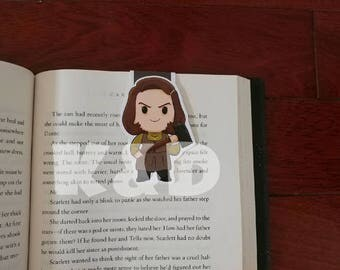 Magentic Bookmark-Number One Fan