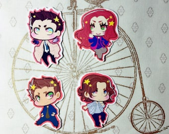 stickers: supernatural