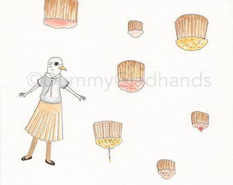 Cupcake Sweetheart
